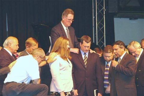 Mike's Ordination